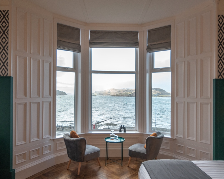 witchwood guest house oban